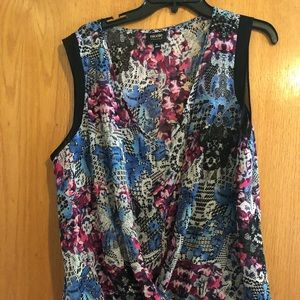 Nicole by Nicole Miller Blouse size Xl